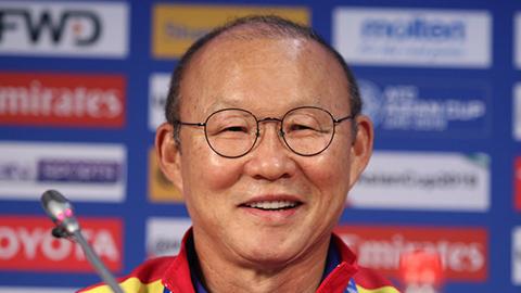 Phút trải lòng hiếm hoi của thầy Park về thời điểm bị chỉ trích vì để thua Iraq, Iran tại Asian Cup 2019 - Ảnh 1