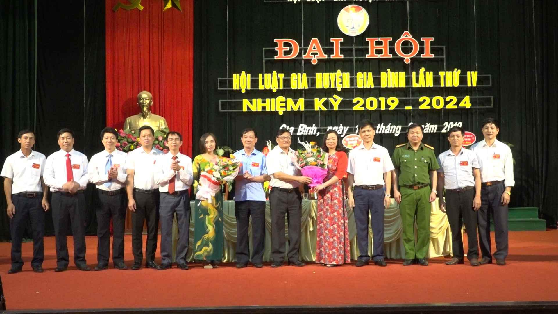 Hội luật gia huyện Gia Bình (Bắc Ninh): Tham mưu xây dựng nhiều chủ trương, chính sách của tỉnh, huyện - Ảnh 1