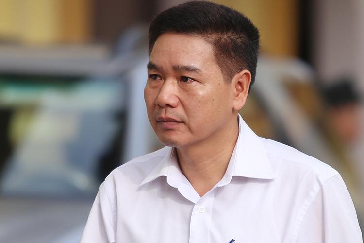 Xét xử gian lận thi cử Sơn La: Trần Xuân Yến khai bị mớm cung  - Ảnh 1