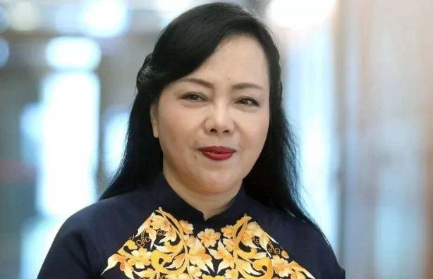 Bộ trưởng Y tế Nguyễn Thị Kim Tiến được xem xét miễn nhiệm vì đến tuổi nghỉ hưu - Ảnh 1