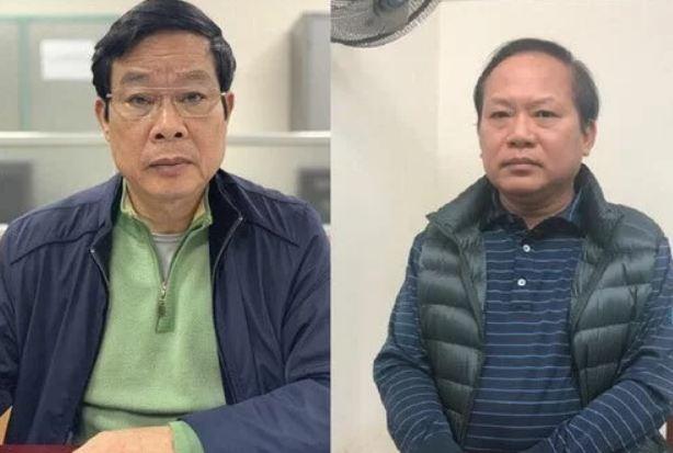 Vụ MobiFone mua AVG: Truy tố 2 cựu bộ trưởng Nguyễn Bắc Son và Trương Minh Tuấn - Ảnh 1