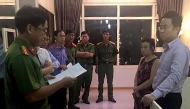 Vụ phó chánh án nghi xâm phạm chỗ ở người khác: Khám xét nhà giảng viên Lâm Hoàng Tùng - Ảnh 1