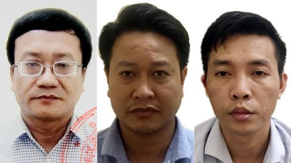 Vụ án gian lận thi cử Hòa Bình: Ban hành cáo trạng truy tố 15 bị can - Ảnh 1