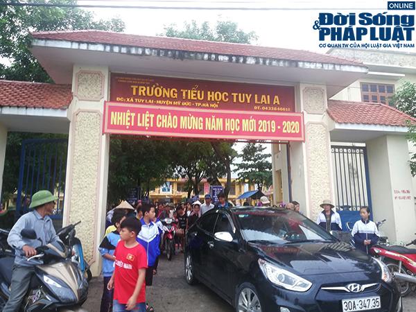 Vụ học sinh lớp 2 tử vong ở Hà Nội: Xót xa hoàn cảnh khó khăn của gia đình nạn nhân - Ảnh 1