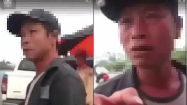 """Danh tính người lạ bắt dân xóa video quay CSGT vì """"miếng cơm manh áo"""" - Ảnh 1"""