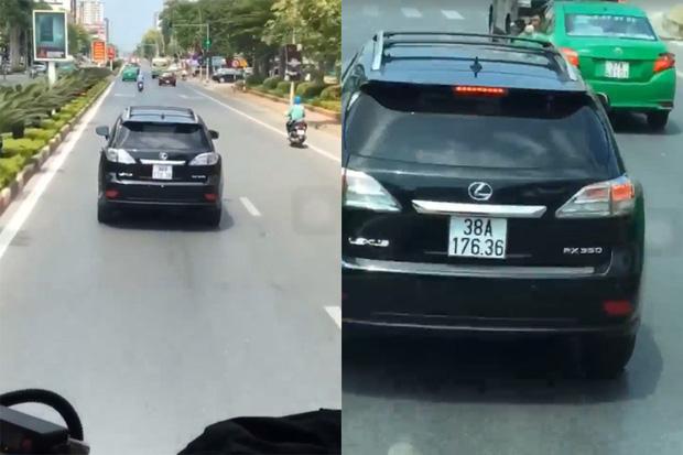 Lái xe Lexus chặn xe cứu hỏa ở Nghệ An nói gì? - Ảnh 1