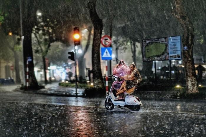 Tin tức dự báo thời tiết mới nhất hôm nay 6/10/2019: Hà Nội mưa dông rải rác - Ảnh 1