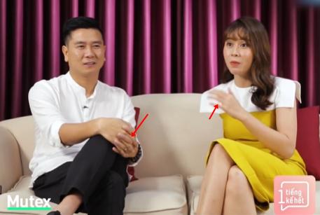 """Loạt sơ hở """"tố"""" Lưu Hương Giang và Hồ Hoài Anh rạn nứt trước tin ly hôn - Ảnh 1"""