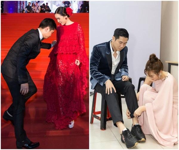 Lưu Hương Giang – Hồ Hoài Anh: Những hình ảnh đẹp của cặp đôi đẹp nhất nhì showbiz Việt - Ảnh 6