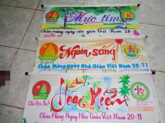 Cách làm báo tường đơn giản nhưng vẫn ấn tượng chào mừng ngày Nhà giáo Việt Nam 20/11  - Ảnh 1