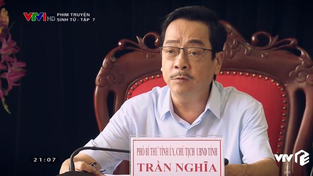Sinh tử tập 7: Chủ tịch tỉnh xúc tiến kết thúc nhanh vụ sập mỏ đá Thanh Lâm - Ảnh 1