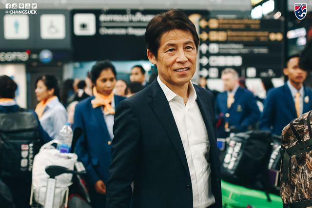 Hé lộ mục tiêu khó ngờ của HLV Nishino dành cho tuyển Thái Lan tại SEA Games 30 - Ảnh 1