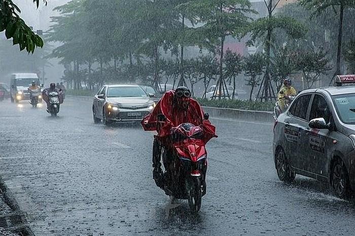 Tin tức dự báo thời tiết mới nhất hôm nay 4/11/2019: Trung Bộ tiếp tục có mưa diện rộng - Ảnh 1