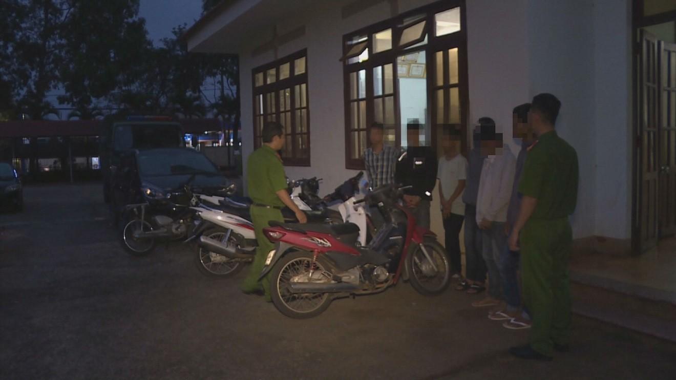 11 thiếu niên nghiện ma túy gây ra 20 vụ trộm sa lưới - Ảnh 1
