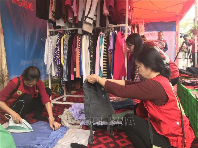 Áo ấm cho người nghèo Thành Đông - Ảnh 1