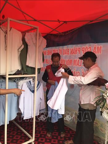 Áo ấm cho người nghèo Thành Đông - Ảnh 2
