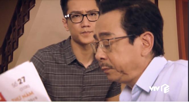 Sinh tử tập 19: Chủ tịch tỉnh Trần Nghĩa giảng giải cho con trai về vụ trượt ghế giám đốc - Ảnh 1
