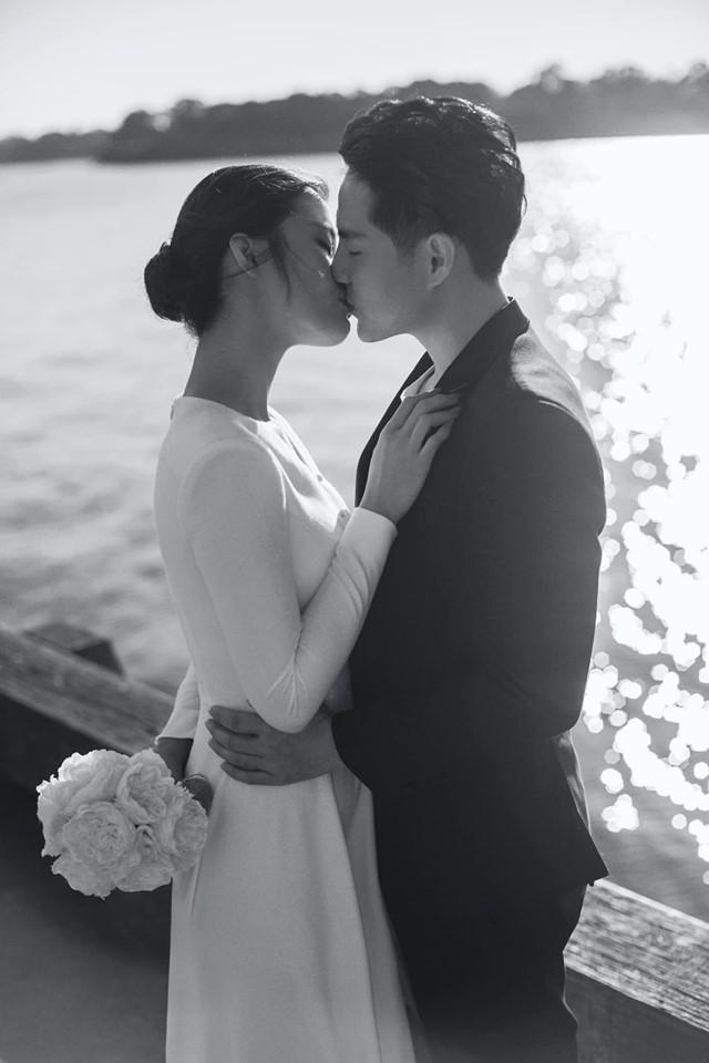 Ông Cao Thắng - Đông Nhi tung trọn bộ ảnh cưới đẹp lung linh tại Sydney - Ảnh 1