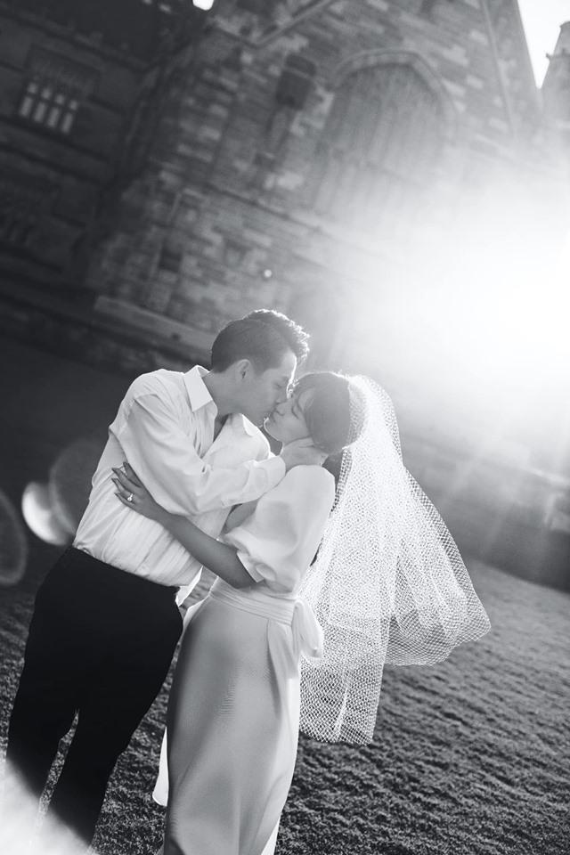 Ông Cao Thắng - Đông Nhi tung trọn bộ ảnh cưới đẹp lung linh tại Sydney - Ảnh 4