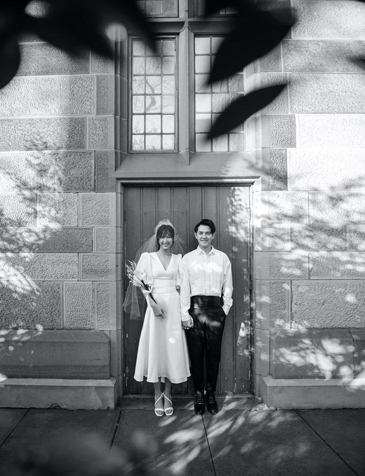 Ông Cao Thắng - Đông Nhi tung trọn bộ ảnh cưới đẹp lung linh tại Sydney - Ảnh 5