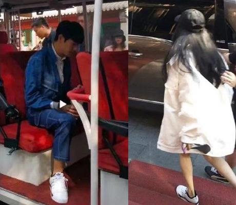 Dương Mịch – Ngụy Đại Huân lộ bằng chứng hẹn hò khó chối cãi - Ảnh 3