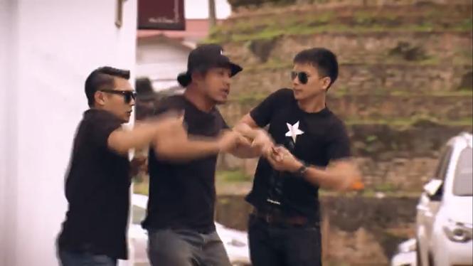 """Sinh tử tập 26: Đang đi """"đu đưa"""" ở Lào, Hoàng mỏ bất ngờ bị bắt - Ảnh 2"""