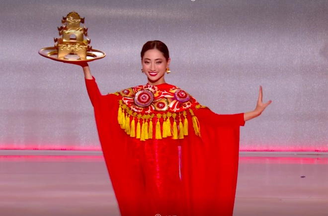 Lương Thùy Linh lọt Top 12 Miss World: Tôi tự hào vì cái tên Việt Nam được vang lên 2 lần - Ảnh 5