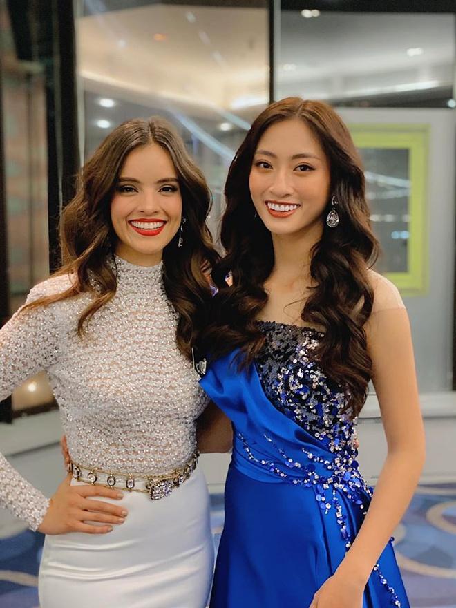 Lương Thùy Linh lọt Top 12 Miss World: Tôi tự hào vì cái tên Việt Nam được vang lên 2 lần - Ảnh 4