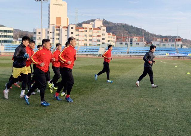 Thầy Park tiết lộ lý do U23 Việt Nam phải khổ luyện dưới thời tiết 5 độ C ở Hàn Quốc - Ảnh 4