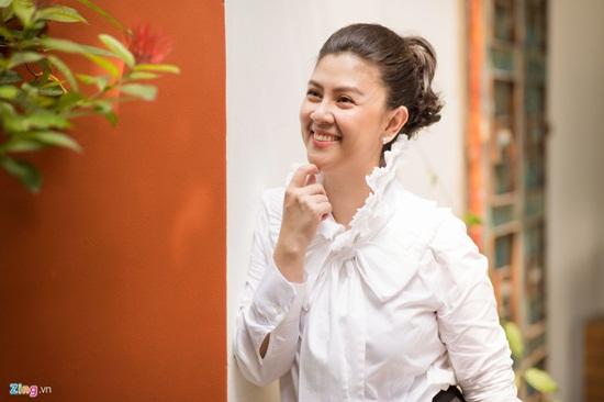 Nhan sắc khó lu mờ của diễn viên Kim Thư dù vất bả bán xôi sau 7 năm ly hôn - Ảnh 5