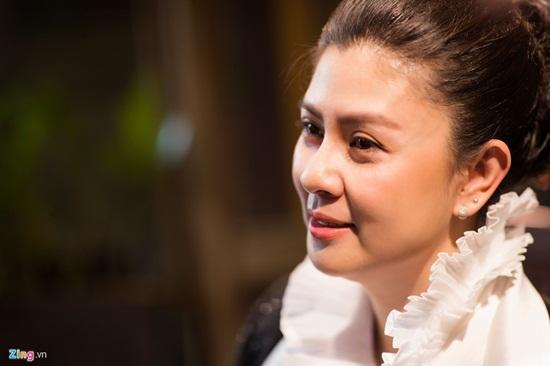 Nhan sắc khó lu mờ của diễn viên Kim Thư dù vất bả bán xôi sau 7 năm ly hôn - Ảnh 7