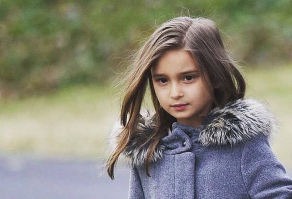 Hình ảnh gây sốt của cô cháu gái út Tổng thống Trump tại nhà Trắng - Ảnh 7