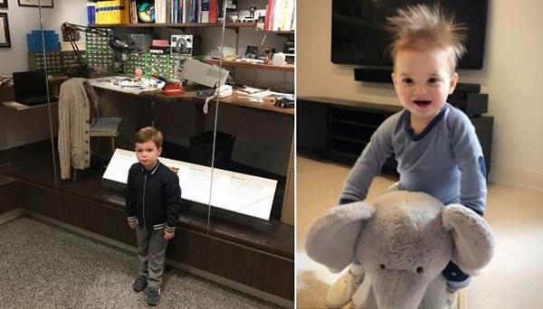 Hình ảnh gây sốt của cô cháu gái út Tổng thống Trump tại nhà Trắng - Ảnh 8