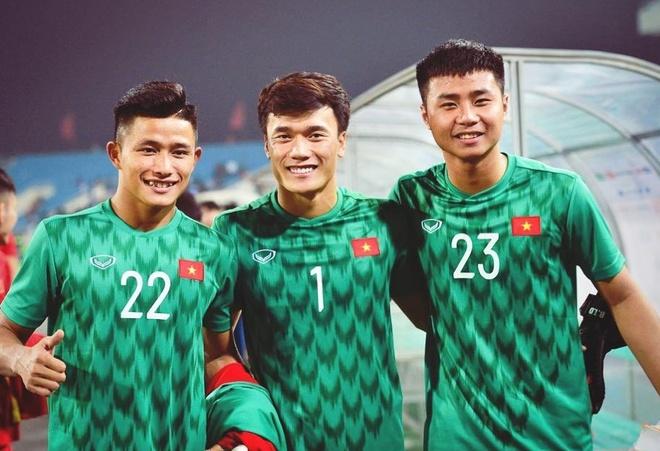 """Loạt cầu thủ U23 Việt Nam được ví như """"cực phẩm"""" nhờ sở hữu răng khểnh duyên dáng - Ảnh 5"""