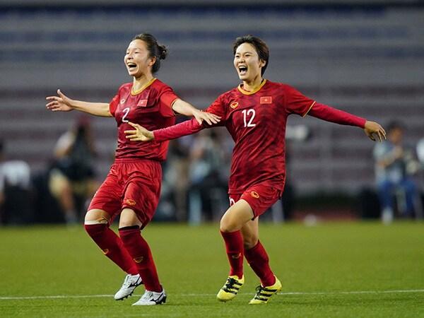 Tuyển nữ Việt Nam bất ngờ nhận tin vui tại vòng loại Olympic 2020, HLV Mai Đức Chung nói gì? - Ảnh 1