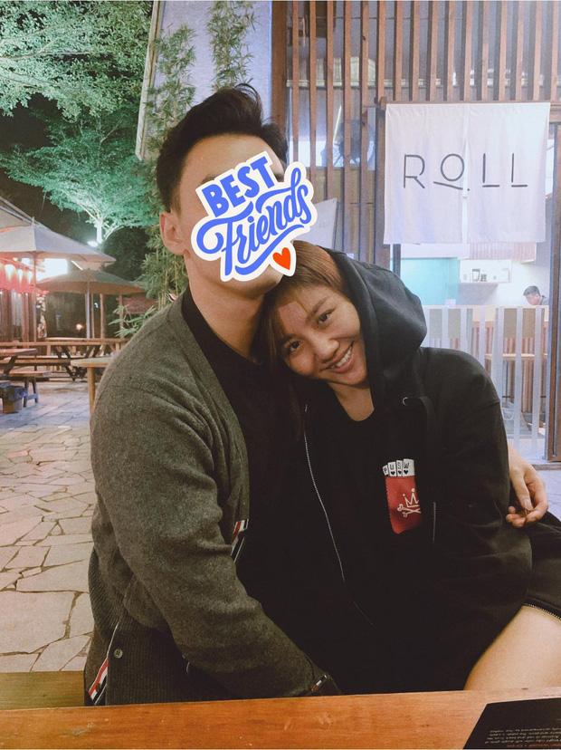 Cuối cùng chân dung bạn trai Văn Mai Hương cũng được hé lộ - Ảnh 1