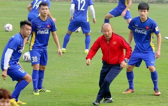 U23 Việt Nam đi U23 châu Á: Thầy Park chốt đội hình, 3 cầu thủ bị loại là ai? - Ảnh 1