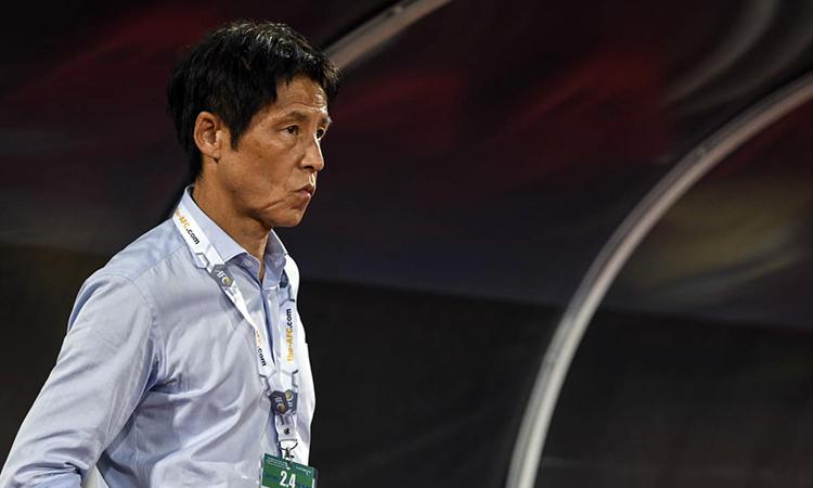 Khẳng định Thái Lan cực khó giành vé dự Olympic Tokyo, tương lai của HLV Akira Nishino ra sao? - Ảnh 1