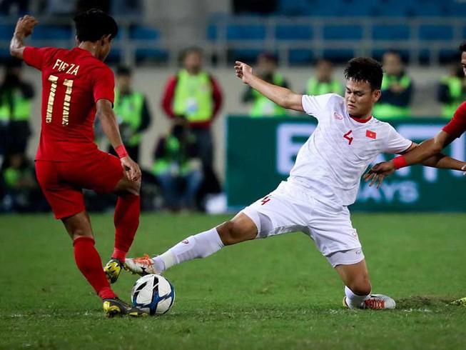 Một trụ cột của U23 Việt Nam bị treo giò ở trận mở màn VCK U23 châu Á - Ảnh 1