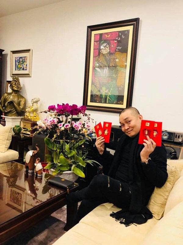 Có gì trong ngôi nhà bạc tỷ của nghệ sĩ Xuân Hinh tọa lạc ngay phố Hàng Bông? - Ảnh 2