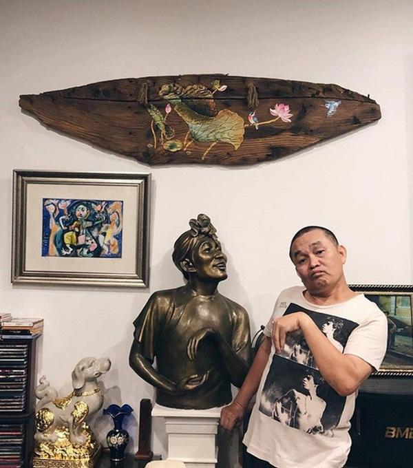 Có gì trong ngôi nhà bạc tỷ của nghệ sĩ Xuân Hinh tọa lạc ngay phố Hàng Bông? - Ảnh 4