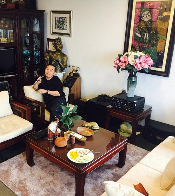 Có gì trong ngôi nhà bạc tỷ của nghệ sĩ Xuân Hinh tọa lạc ngay phố Hàng Bông? - Ảnh 5