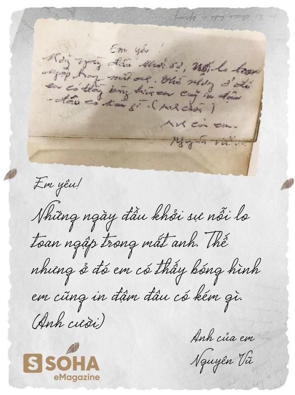 Hé lộ bức thư tình mùi mẫn ông Đặng Lê Nguyên Vũ gửi tặng vợ thời còn mặn nồng - Ảnh 1