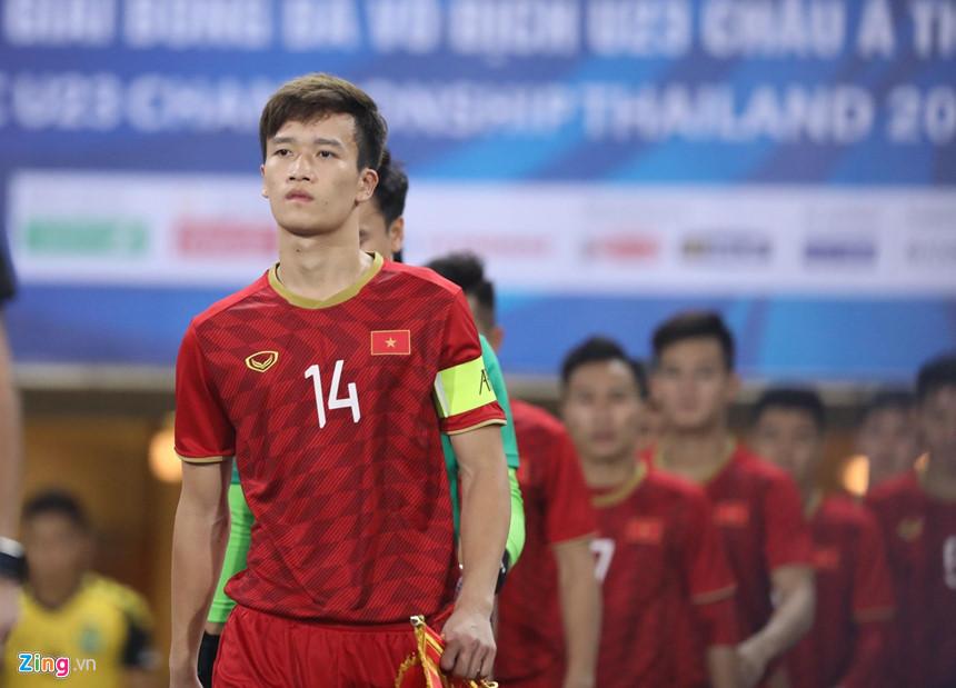 """Tiết lộ bất ngờ về """"trung vệ thép"""" Nguyễn Hoàng Đức: Ngôi sao mới của bóng đá Việt Nam - Ảnh 1"""