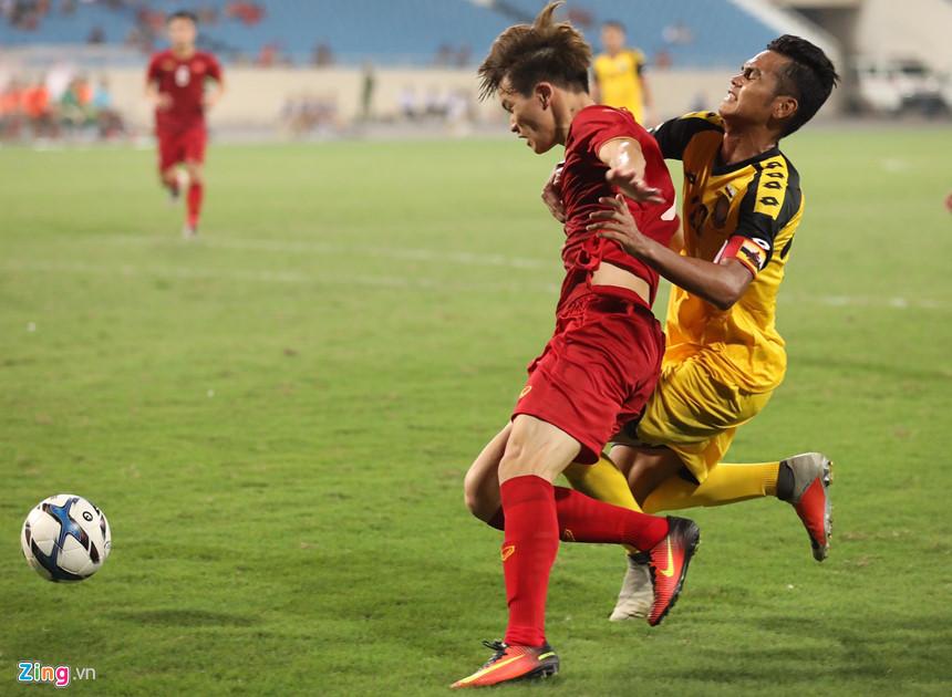 """Tiết lộ bất ngờ về """"trung vệ thép"""" Nguyễn Hoàng Đức: Ngôi sao mới của bóng đá Việt Nam - Ảnh 2"""