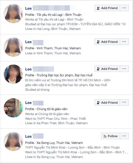 Liên tiếp xuất hiện Facebook giả mạo cô giáo bị tố vào nhà nghỉ với nam sinh lớp 10 - Ảnh 1