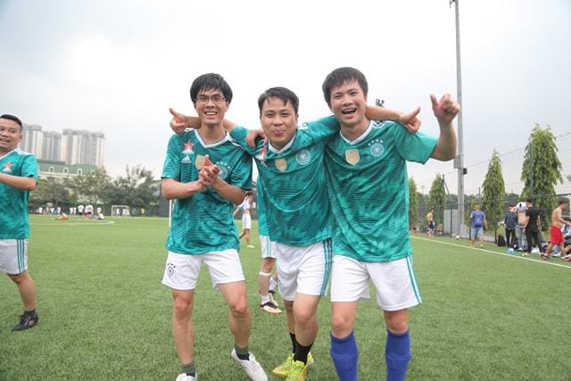 Giải bóng đá Báo NTNN/Dân Việt tranh Cúp Mùa Xuân 2019: Báo ĐS&PL vào tứ kết - Ảnh 3