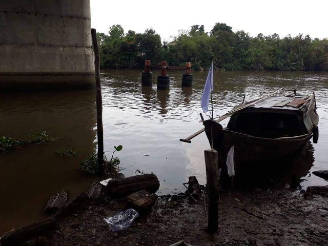Tắm sông ngày nghỉ lễ, 1 học sinh chết đuối thương tâm - Ảnh 2