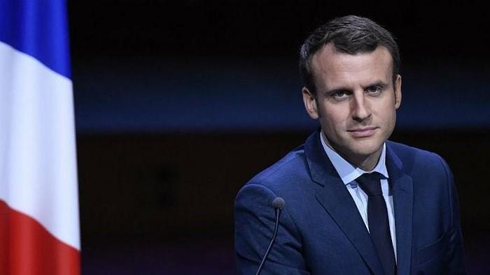 Tổng thống Pháp cam kết phục dựng lại Nhà thờ Đức Bà trong 5 năm - Ảnh 1