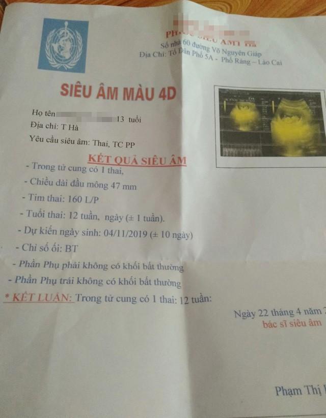 """Thầy giáo bị tố làm nữ sinh lớp 8 có thai ở Lào Cai """"khai báo thành khẩn, rất ăn năn hối lỗi"""" - Ảnh 2"""